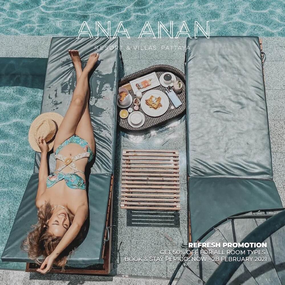 Anaanan - Refresh Promotion